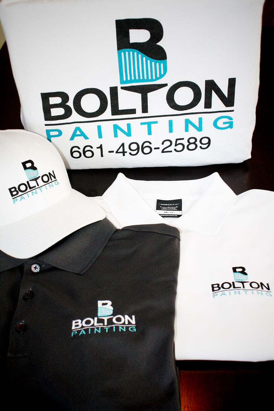Bolton Painting Branding