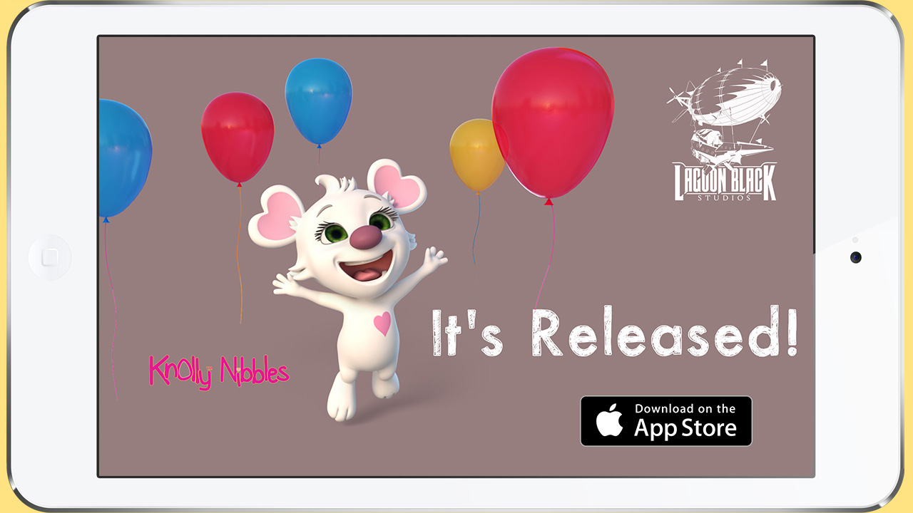 Our Knolly Nibbles Animated Storybook App is Released